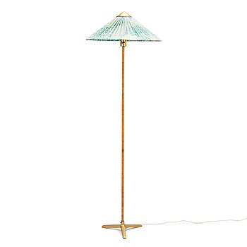 Paavo Tynell, a mid 20th century '9626' floor lamp for Taito.