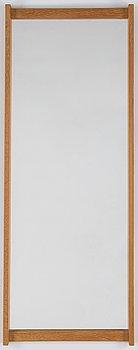 A swedish modern mirror, mid 20th century.