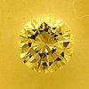 Brilliant-cut diamond, 0,77 ct h vs2, igi certificate f2e25036, 1996.