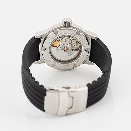 Oris, bc3 day date, wristwatch, 40 mm.