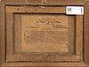 Okänd konstnär 1800-tal, norway a monogram signed oil on canvas.