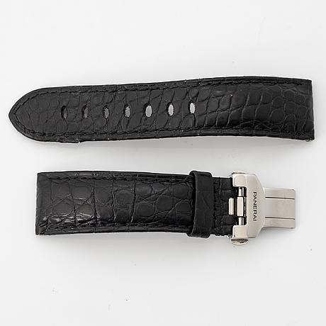 Panerai, luminor marina, wristwatch, 40 mm.