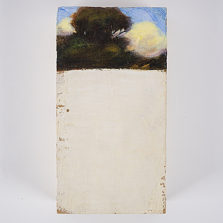 Peter frie, signed and dated 98 on verso.