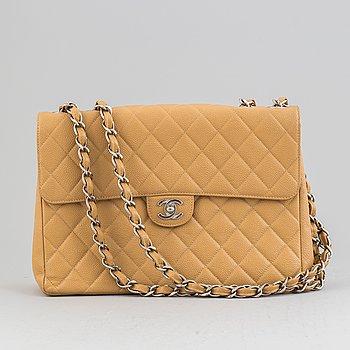 "Chanel, väska, ""Jumbo"", 2000-02."