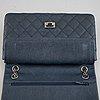 "Chanel, väska, ""2.55 jumbo"", 2014."