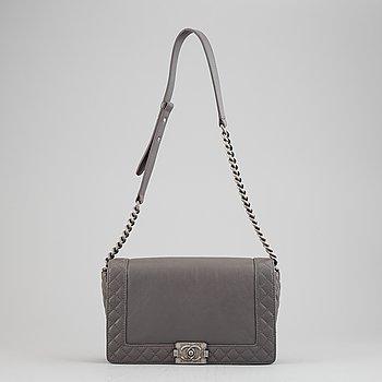 "Chanel, väska, ""Large Boy Bag"", 2014."