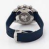 Omega, speedmaster, date, wristwatch, 40 mm.