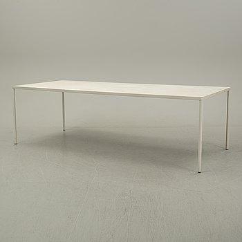A 'Robin Table', by Bruno Fattorini for MDF Italia, designed 2012.