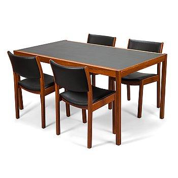 Ilmari Tapiovaara, a 5-piece dining set for Laukaan Puu 1959.