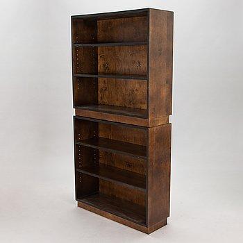 Aino Aalto, A 1940-2000's bookshelf/bookcabinet for O.Y. Huonekalu- ja Rakennustyötehdas A.B.