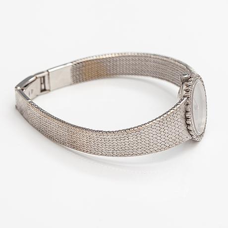 Omega, armbandsur, 22 mm.