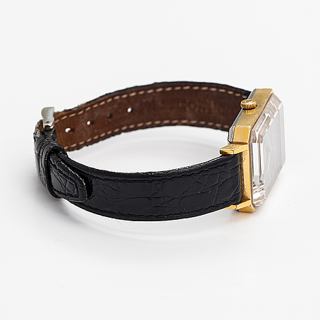 Omega, de ville, wristwatch, 24 x 32 mm.