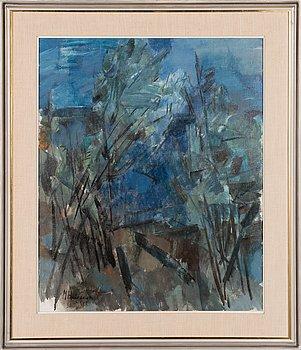 Mauri Heinonen, olja på duk, signerad och daterad -66.