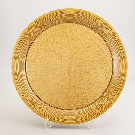Dish / bowl, schauman, finland, second half of the 20th century.