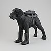 William sweetlove, sculpture, plastic, signed 7/200.