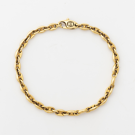 Cartier, 18k gold bracelet.