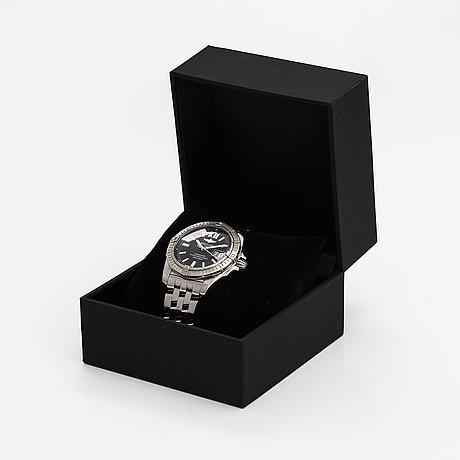 Breitling, cockpit, wristwatch, 41 mm.