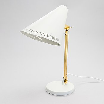 Paavo Tynell, A mid-20th-century table lamp, 9222,  Taito  Finland.