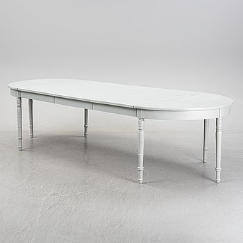 Matbord, 1800-talets andra hälft.