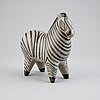 Lisa larson, a stoneware figurine, gustavsberg.