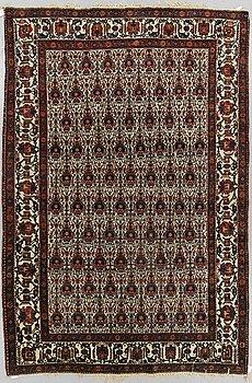 A Rug, semi-antique, Adadeh, ca 298 x 195 cm.