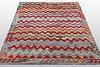 A rug, kilim, ca 228 x 170 cm.