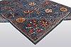 A carpet, zeigler design, ca 312 x 254 cm.