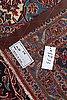 A carpet, kashan, ca 422 x 309 cm.