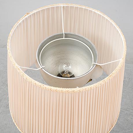 A model 2148 floor lamp by josef frank, firma svenskt tenn.