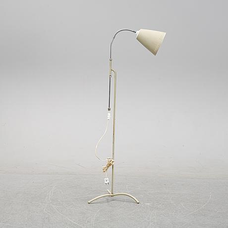Golvlampa, asea, 1900-talets mitt.