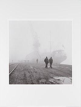 Ismo Hölttö, 'Katajanokka, Helsinki 1966'.