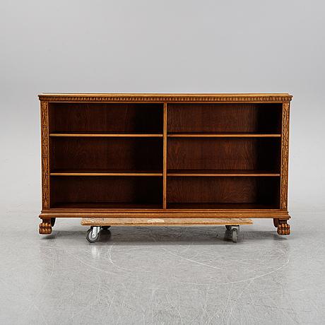 A swedish bookshelf, first half of the 20th century.