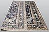 A carpet, so called, royal keshan, 367 x 257 cm.