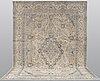 A carpet, oriental, ca 430 x 324 cm.