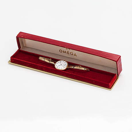 Omega, wristwatch, 26 mm.