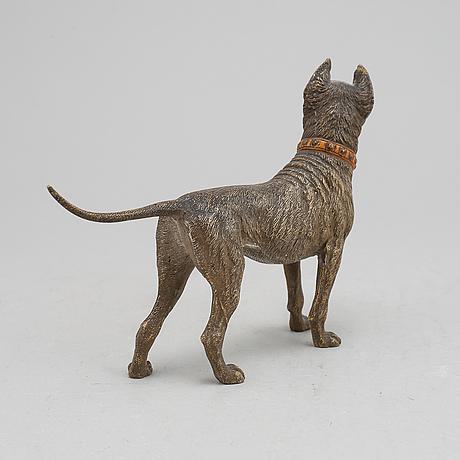 A bronze figurine, vienna, around 1900.