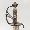 A german 17th century saber.
