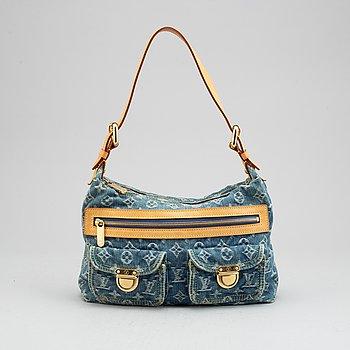 Louis Vuitton, a monogram denim handbag 'Neo Speedy', 2005.