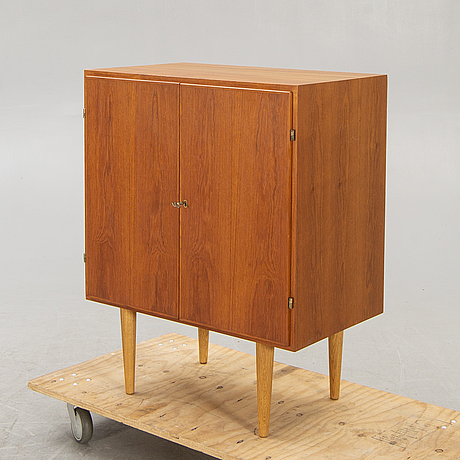 Kai christensen, a 1960s teak cabinet.