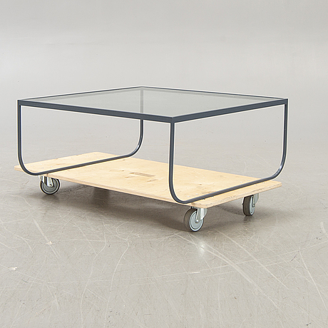 A mats broberg & johan ridderstråle tati coffee table for asplund 21st century.
