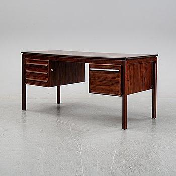 A writing desk by Torbjörn Afdal, Bruksbo, Haug Snekkeri, 1960/70's.