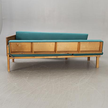 A swedish 1940s corner sofa.