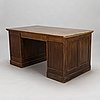 An early 20th century writing desk.