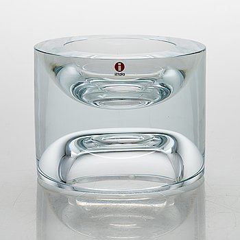 Tapio Wirkkala, A 'Double-Headed' vase 3584  signed TW Iittala 2008 1/100.
