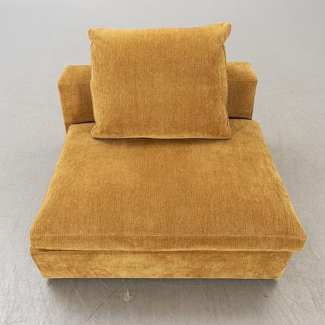 An eilersen 21st century easy chair.