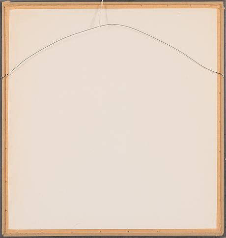 Reidar särestöniemi, offset print, signed and dated -76, numbered 16/300.