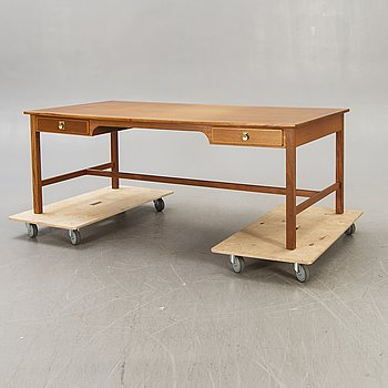 Kerstin Hörlin-Holmquist, desk, A&C Collection Br. Perssons Specialsnickeri, 1960-70s.