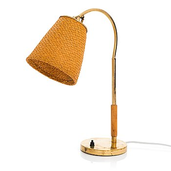 Paavo Tynell, A 1950s table light, model 9201, Taito, Finland.