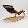 Alvar aalto, a late 20th century '43' lounge chair for artek.