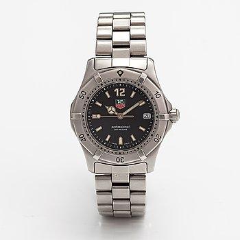 Tag Heuer, Professional, 200m, wristwatch, 33 mm.